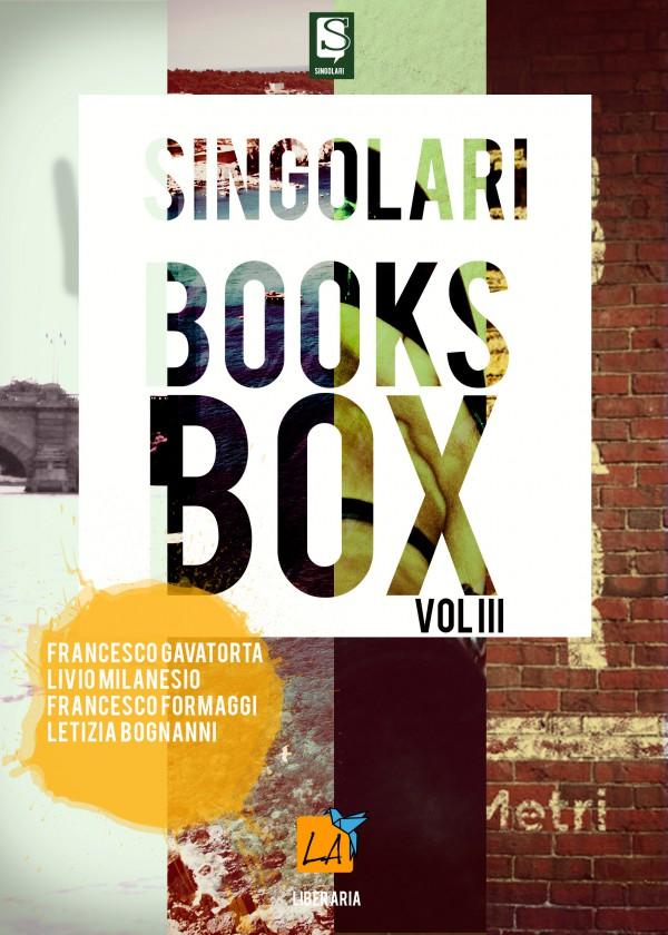 singolari books box 3