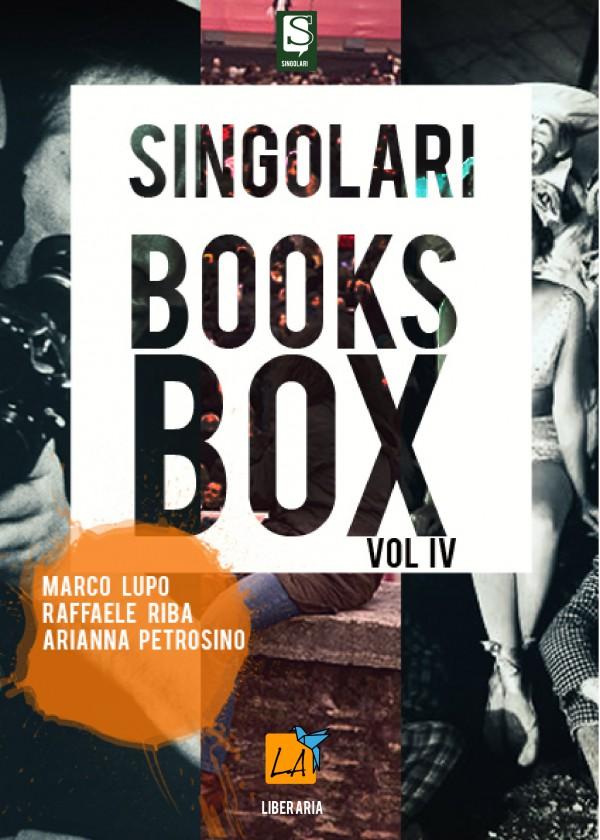 singolari books box lupo